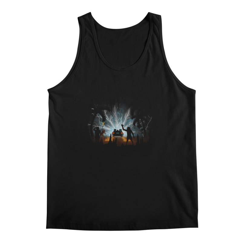 We Didn't Start The Fire Men's Tank by Nohbody's Artist Shop