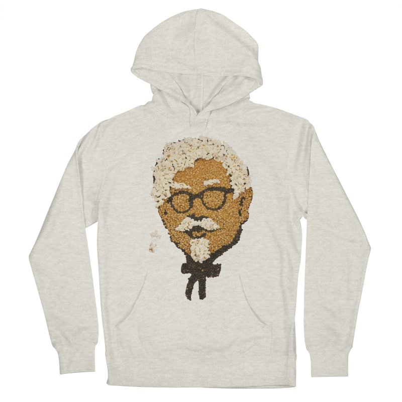 The Kernel Men's French Terry Pullover Hoody by Nohbody's Artist Shop