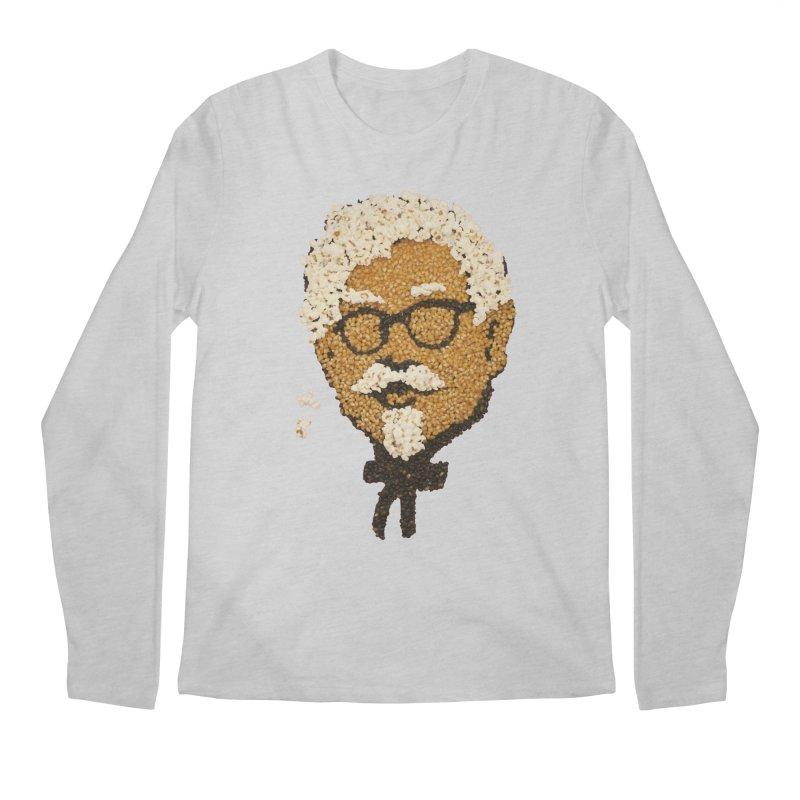 The Kernel Men's Regular Longsleeve T-Shirt by Nohbody's Artist Shop