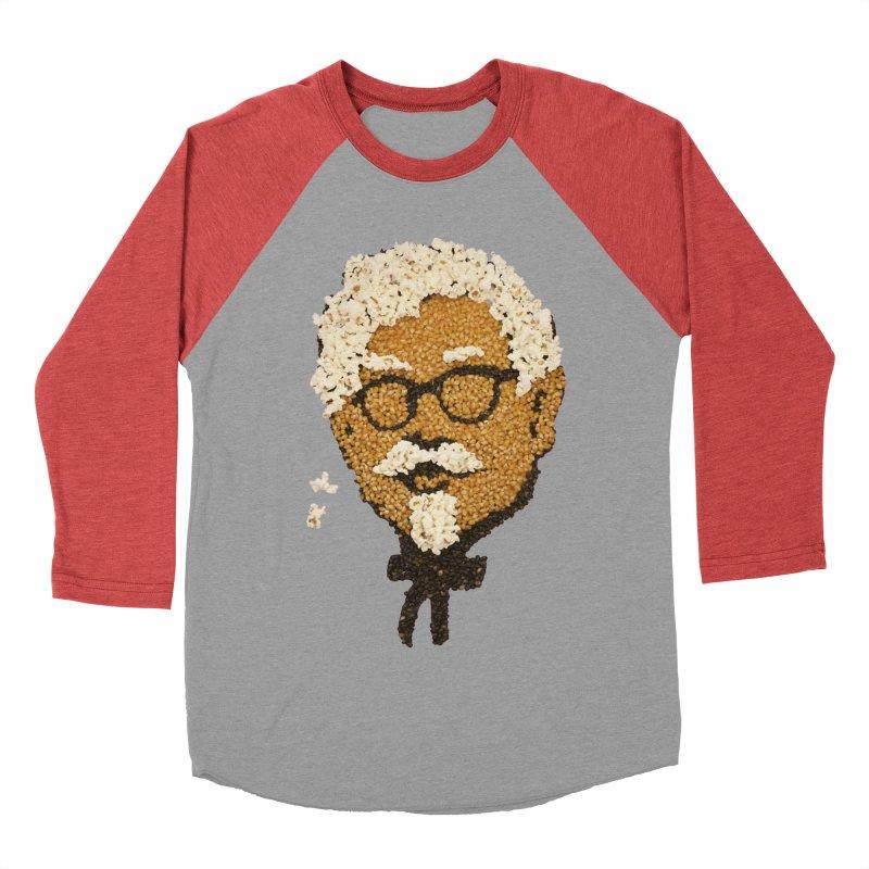 The Kernel Men's Baseball Triblend Longsleeve T-Shirt by Nohbody's Artist Shop
