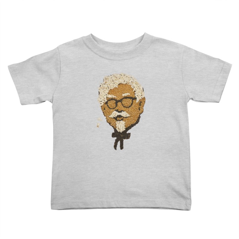 The Kernel Kids Toddler T-Shirt by Nohbody's Artist Shop