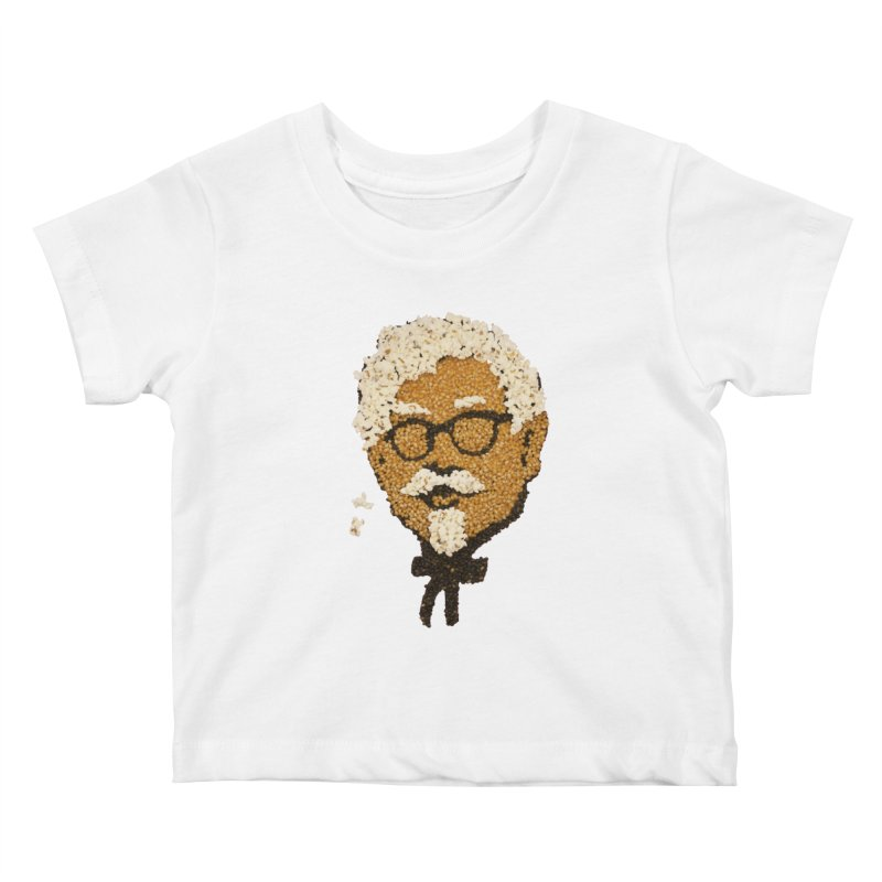 The Kernel Kids Baby T-Shirt by Nohbody's Artist Shop