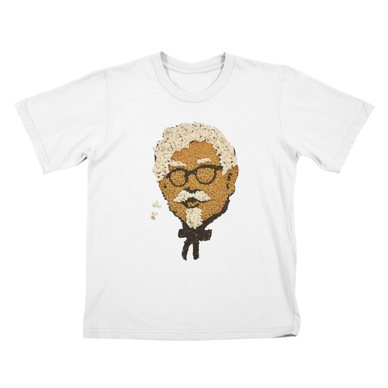 The Kernel Kids T-Shirt by Nohbody's Artist Shop