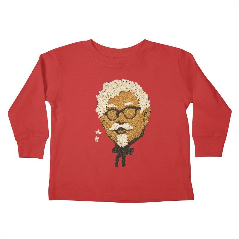 The Kernel Kids Toddler Longsleeve T-Shirt by Nohbody's Artist Shop