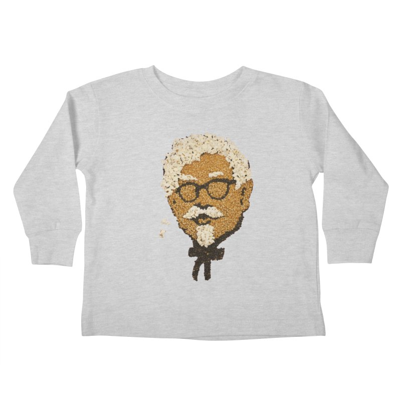 The Kernel Kids Toddler Longsleeve T-Shirt by Nohbody's Artist Shop