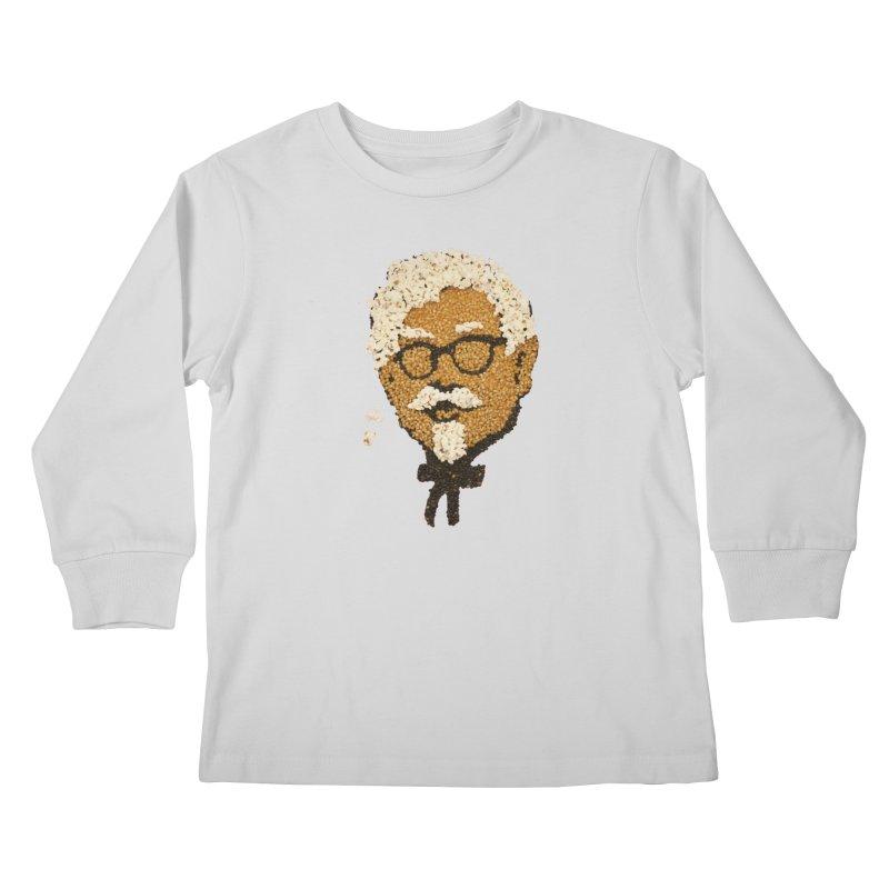 The Kernel Kids Longsleeve T-Shirt by Nohbody's Artist Shop