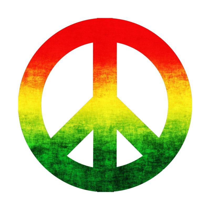 Noisecolors Peace Sign Logo Mens T Shirt