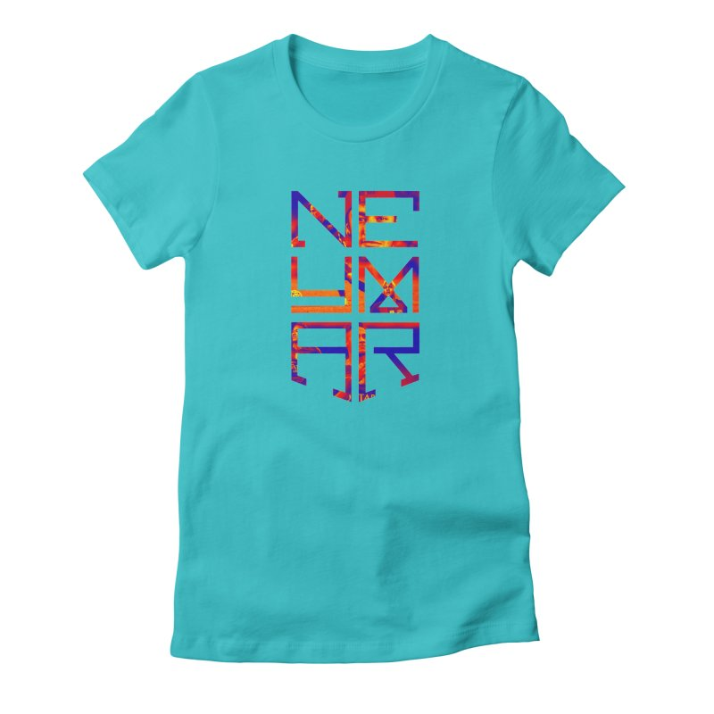 9e1c3828d63 Neymar Logo Women's T-Shirt by NoiseColors's Artist Shop