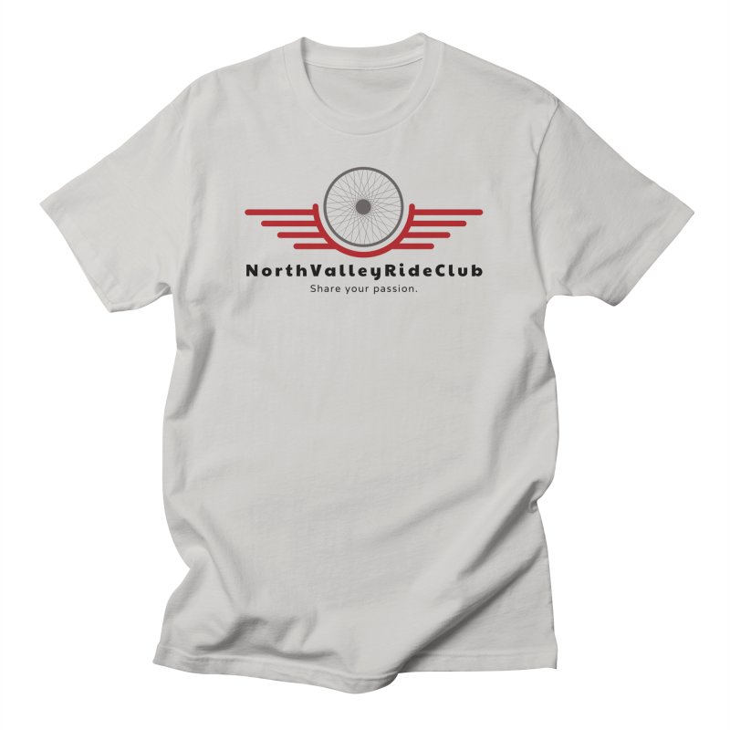 NVRC – Traditional Logo Men's T-Shirt by North Valley Ride Club
