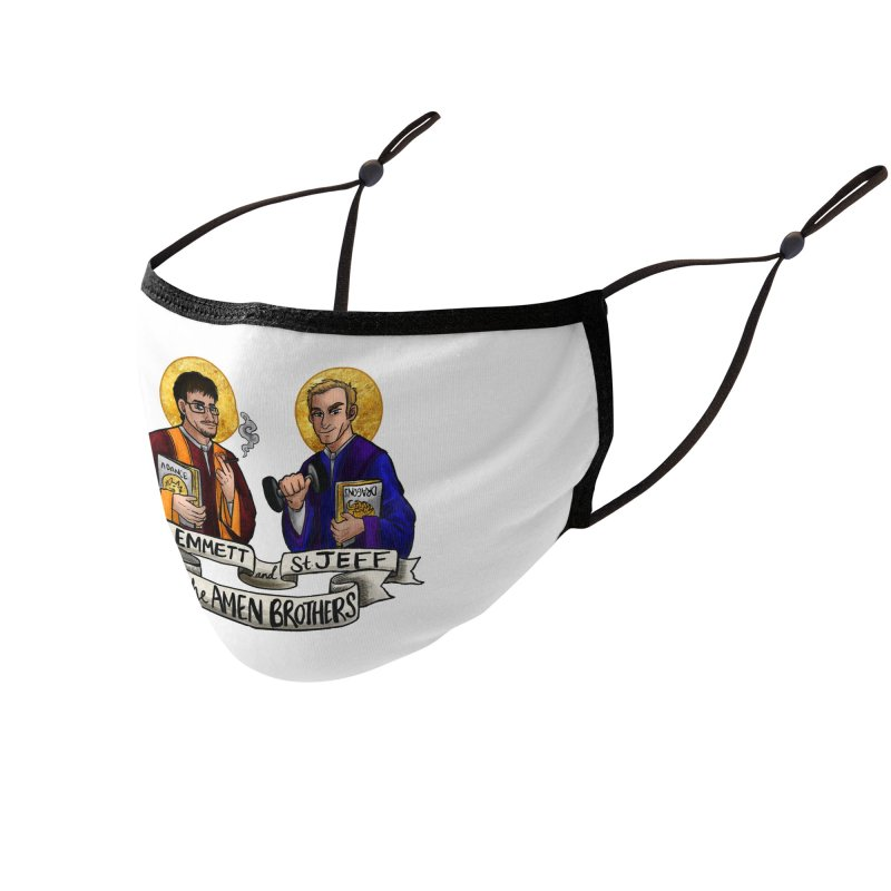 Amen Brothers Accessories Face Mask by NotACastASOIAF's Artist Shop