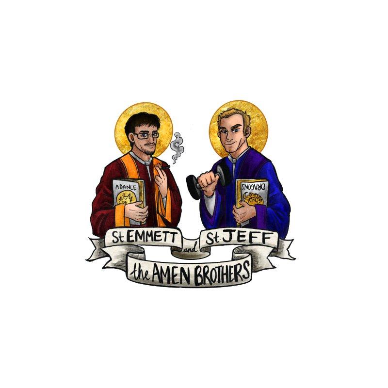 Amen Brothers Accessories Sticker by NotACastASOIAF's Artist Shop