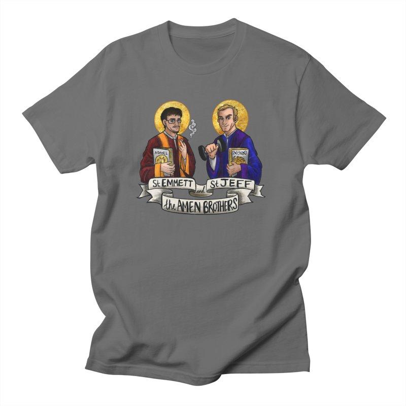 Amen Brothers Men's T-Shirt by NotACastASOIAF's Artist Shop