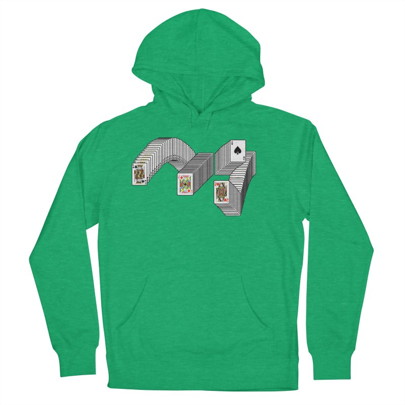 Solitary Victory Women's French Terry Pullover Hoody by Not Bad Tees