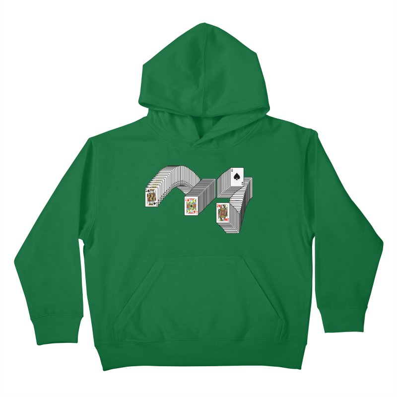 Solitary Victory Kids Pullover Hoody by Not Bad Tees