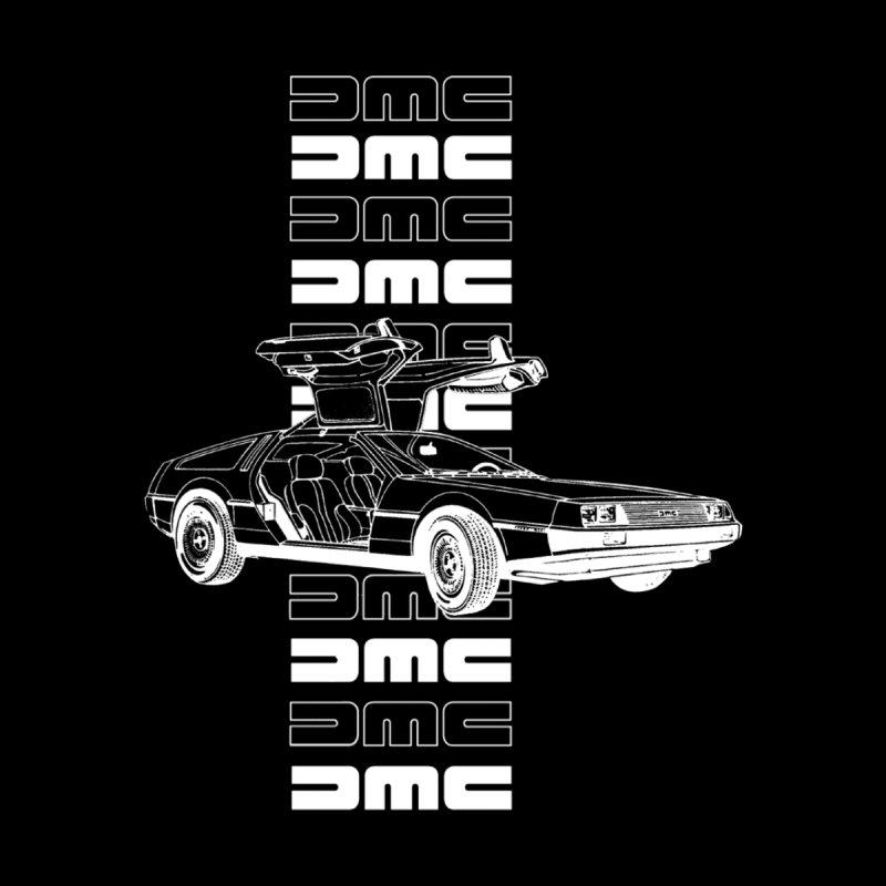 DMC DeLorean Retro by Not Bad Tees