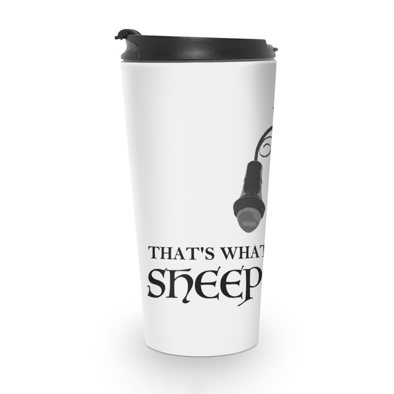 That's What Sheepshead Accessories Travel Mug by Not Bad Tees