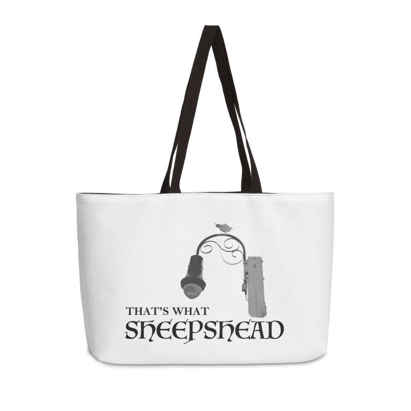 That's What Sheepshead Accessories Weekender Bag Bag by Not Bad Tees