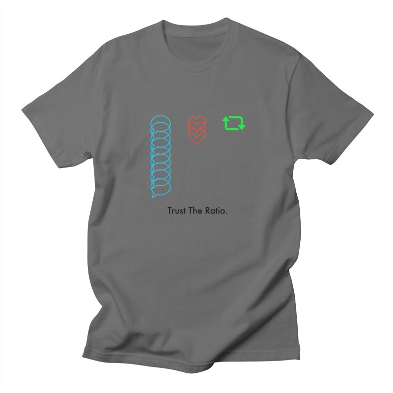 Trust The Ratio Women's T-Shirt by Not Bad Tees