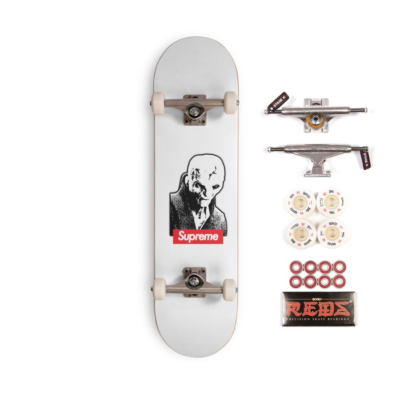 Supreme Leader Accessories Complete - Pro Skateboard by Not Bad Tees