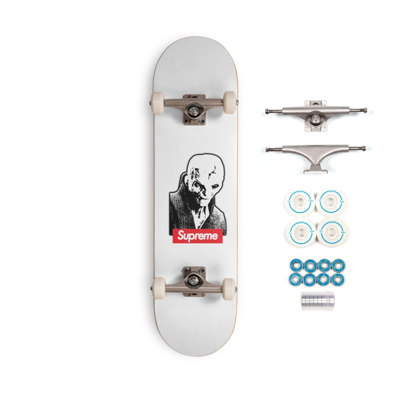 Supreme Leader Accessories Complete - Basic Skateboard by Not Bad Tees