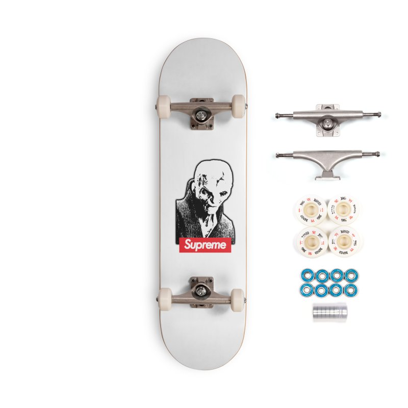 Supreme Leader Accessories Complete - Premium Skateboard by Not Bad Tees