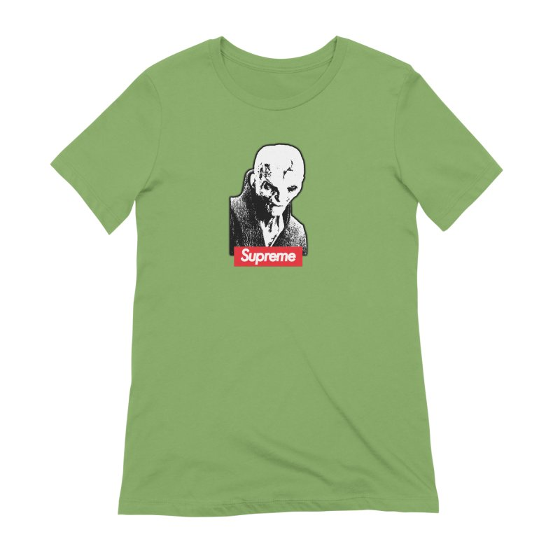 Supreme Leader Women's Extra Soft T-Shirt by Not Bad Tees