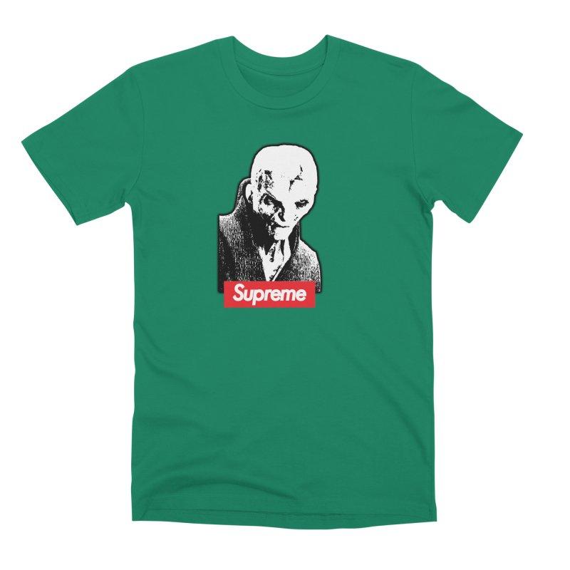 Supreme Leader Men's Premium T-Shirt by Not Bad Tees