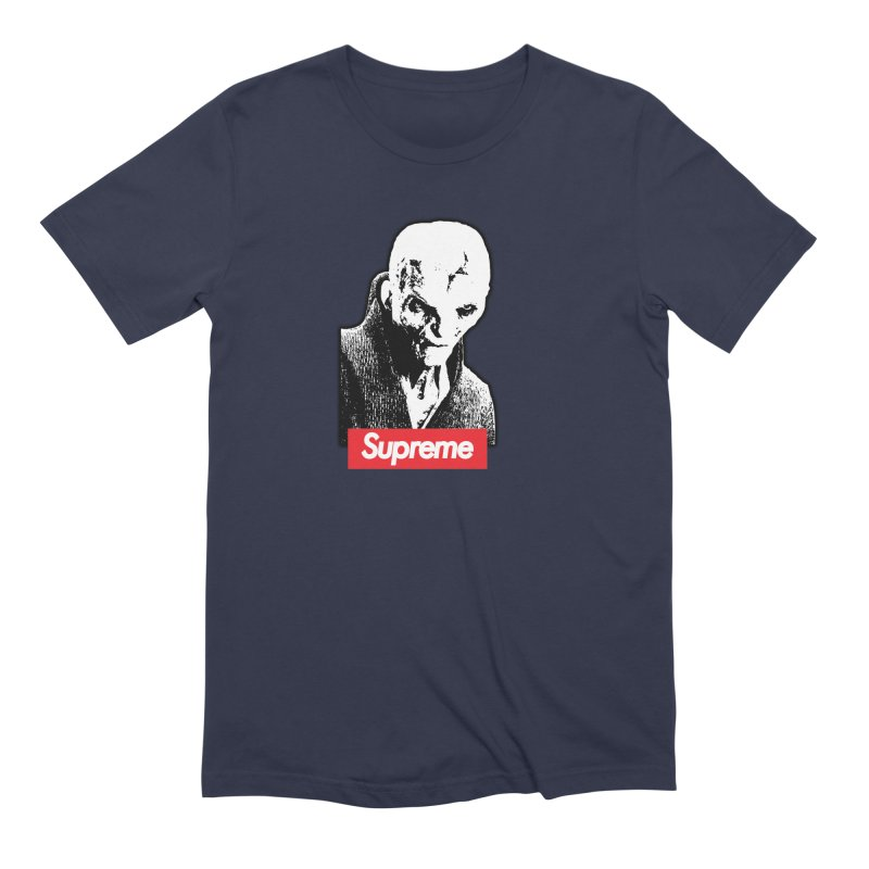 Supreme Leader Men's Extra Soft T-Shirt by Not Bad Tees