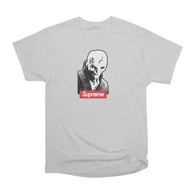 Supreme Leader Men's Heavyweight T-Shirt by Not Bad Tees