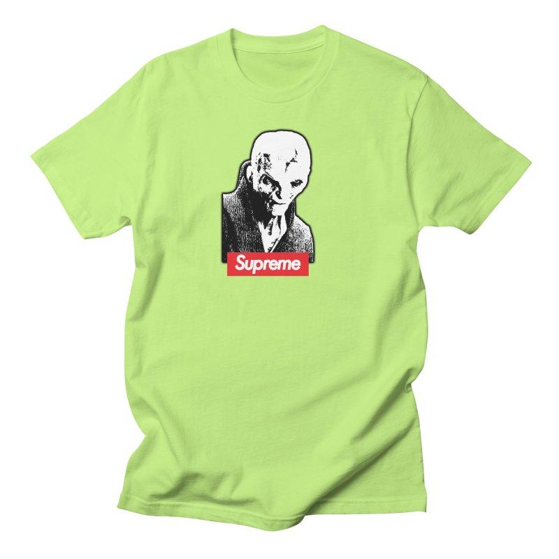 Supreme Leader Men's Regular T-Shirt by Not Bad Tees