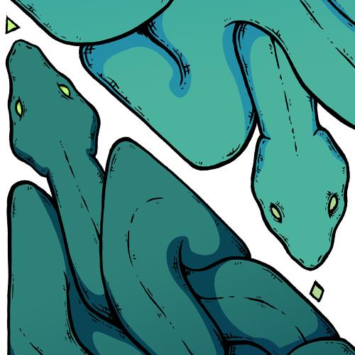 Snake-Shape