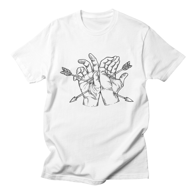 Joined Hands Women's Unisex T-Shirt by NoviluniumEyes's Artist Shop