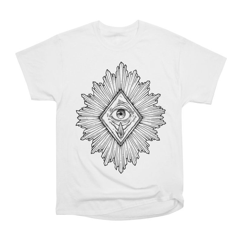 Ex Voto Men's Heavyweight T-Shirt by NoviluniumEyes's Artist Shop
