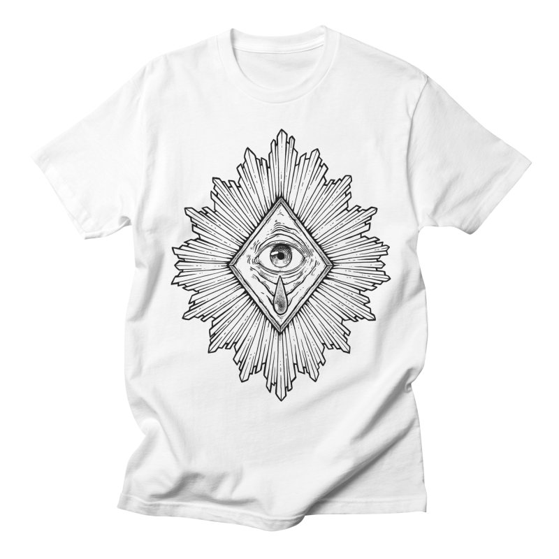 Ex Voto Men's T-Shirt by NoviluniumEyes's Artist Shop