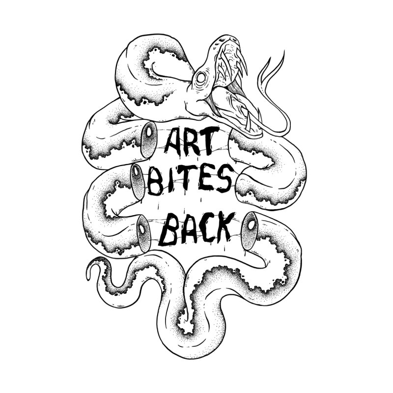 Art Bites Back None  by NoviluniumEyes's Artist Shop