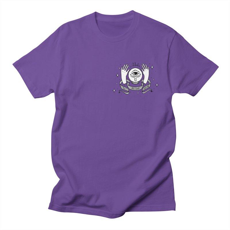 Past Present Future Men's T-Shirt by NoviluniumEyes's Artist Shop