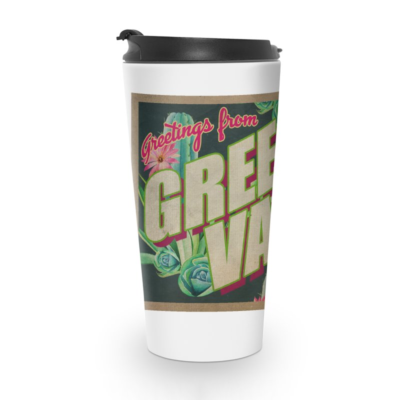 Green Valley, Arizona Accessories Travel Mug by Nuttshaw Studios