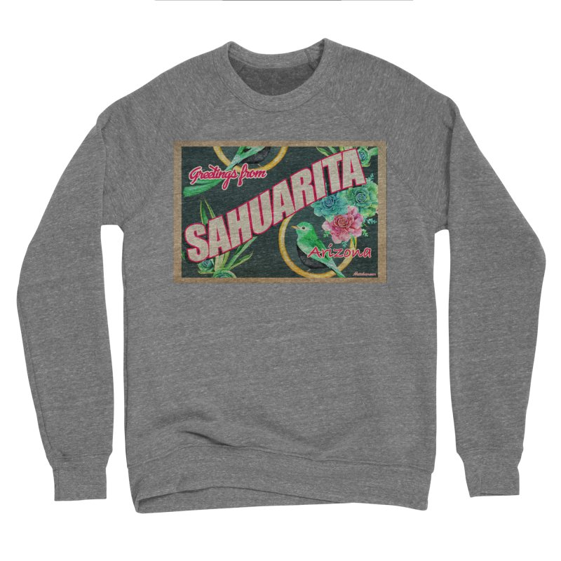 Sahuarita, AZ Women's Sweatshirt by Nuttshaw Studios