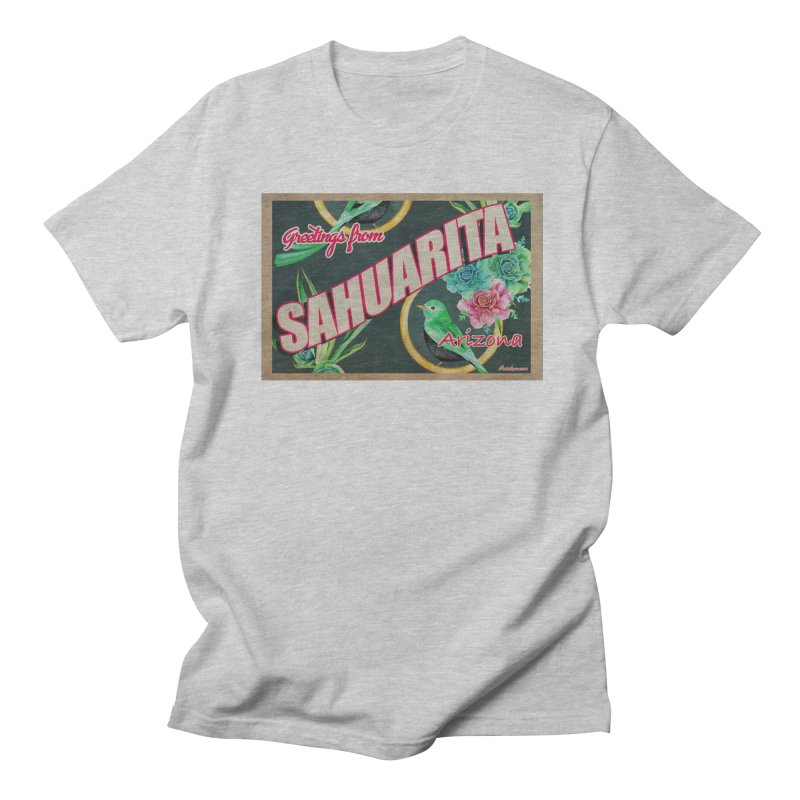 Sahuarita, AZ Women's Regular Unisex T-Shirt by Nuttshaw Studios