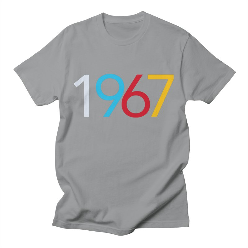 1967 Men's Regular T-Shirt by Nuttshaw Studios