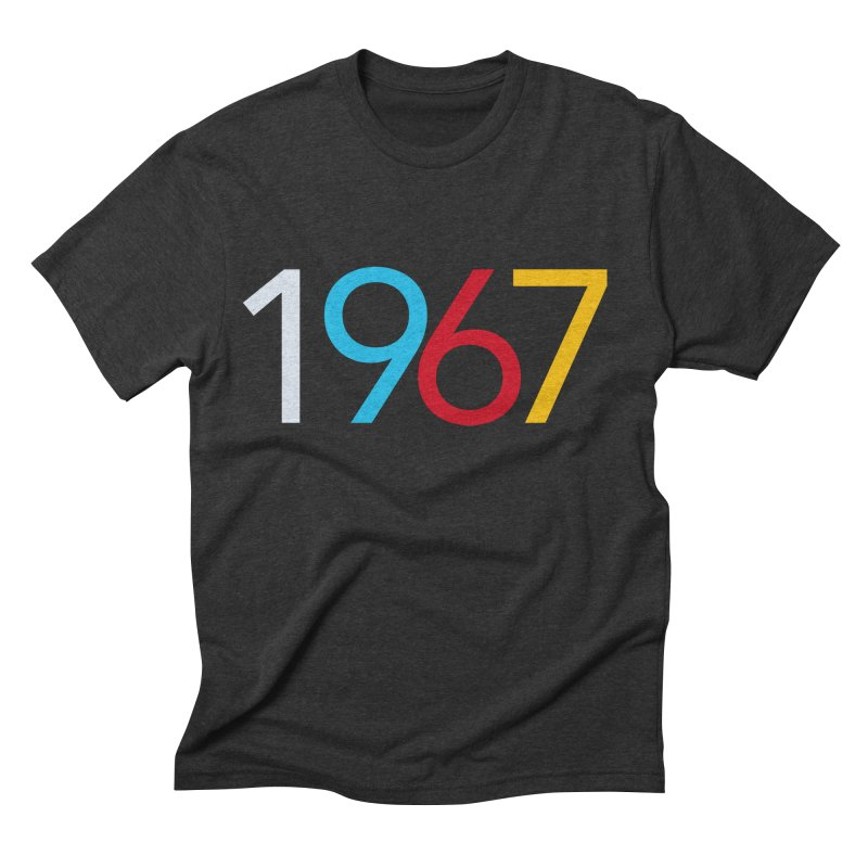 1967 Men's T-Shirt by Nuttshaw Studios