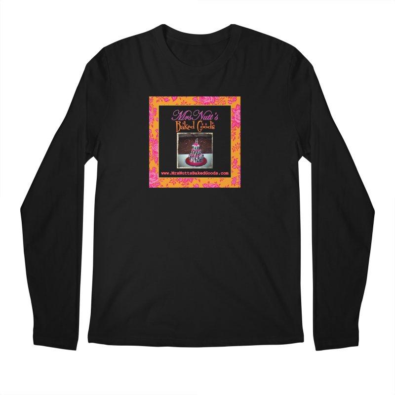 Mrs. Nutt's Baked Goods Men's Longsleeve T-Shirt by Nuttshaw Studios