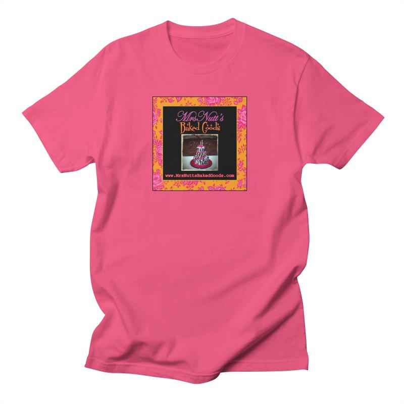 Mrs. Nutt's Baked Goods Men's T-Shirt by Nuttshaw Studios