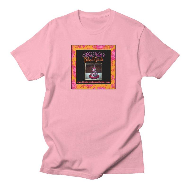 Mrs. Nutt's Baked Goods Men's Regular T-Shirt by Nuttshaw Studios