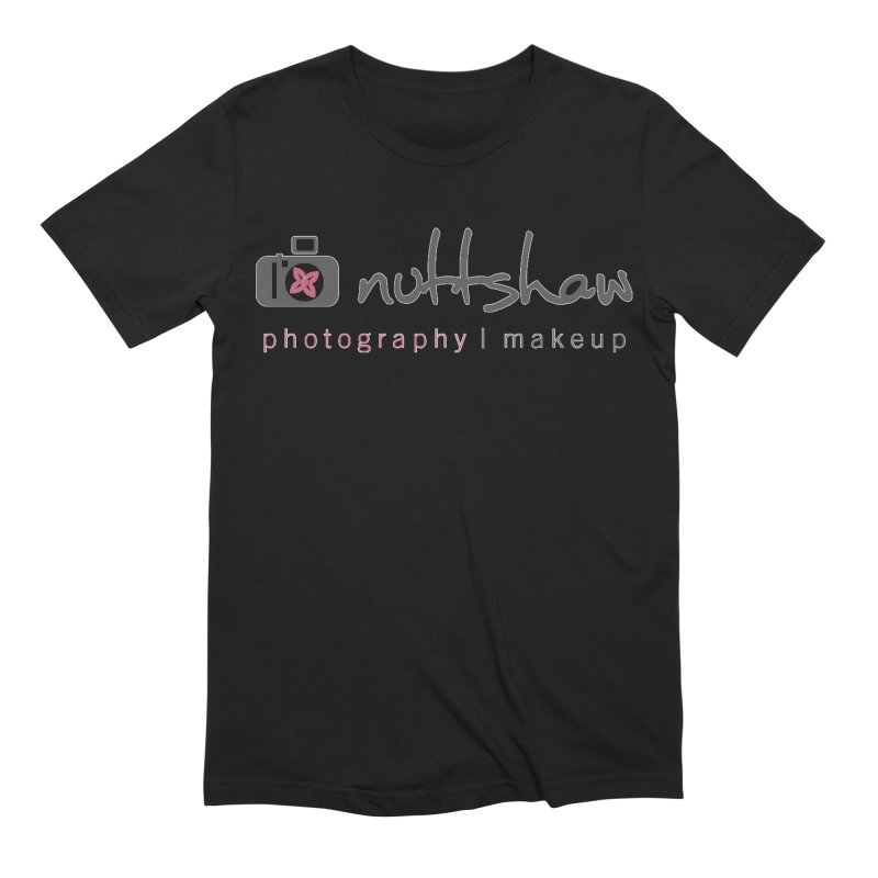 Nuttshaw Photography & Makeup Men's Extra Soft T-Shirt by Nuttshaw Studios