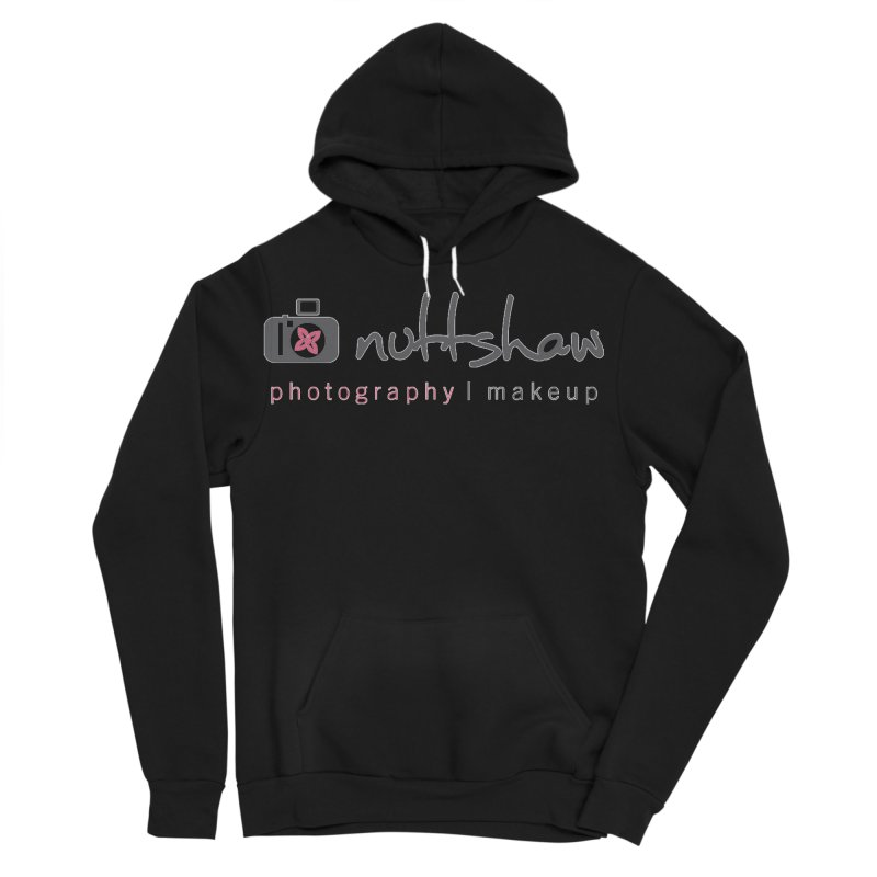 Nuttshaw Photography & Makeup Men's Sponge Fleece Pullover Hoody by Nuttshaw Studios