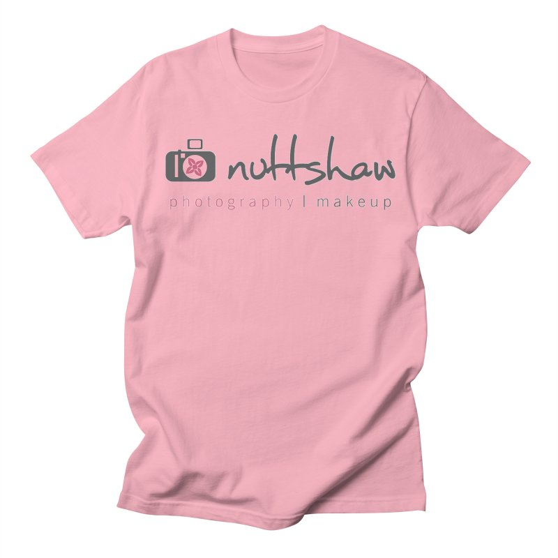 Nuttshaw Photography & Makeup Men's Regular T-Shirt by Nuttshaw Studios