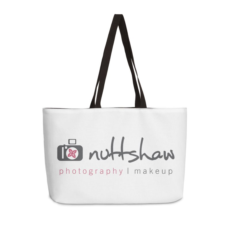 Nuttshaw Photography & Makeup Accessories Weekender Bag Bag by Nuttshaw Studios