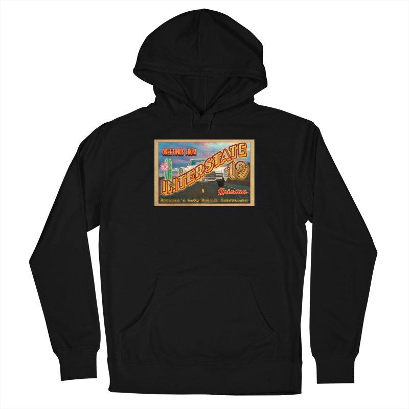 Interstate 19 Arizona Men's Pullover Hoody by Nuttshaw Studios
