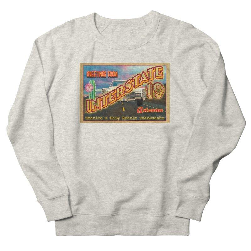 Interstate 19 Arizona Women's Sweatshirt by Nuttshaw Studios